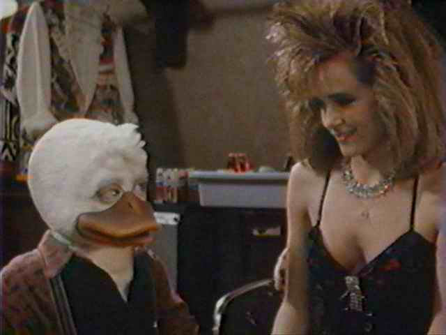 If loving Lea Thompson in hooker clothes is wrong, who wants to be right?
